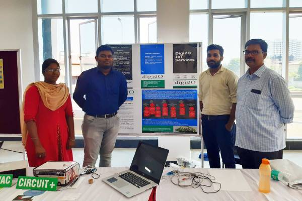 IIOT Company in Chennai - Digi20