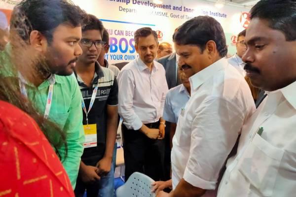 IIOT Company in Chennai - Digi2O - Expo 3